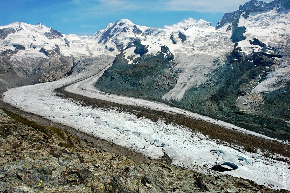ледников реки - Elena Wymann