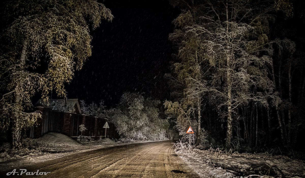 Ранний снег - Anatoliy Pavlov