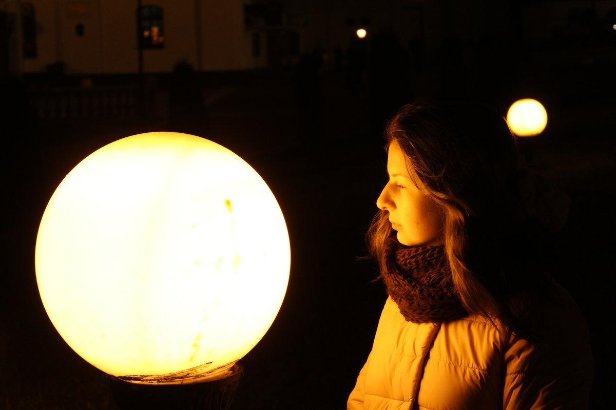 фонари - Ирэн