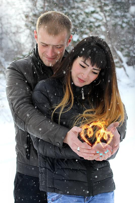 Любовь - Natalia Petrenko