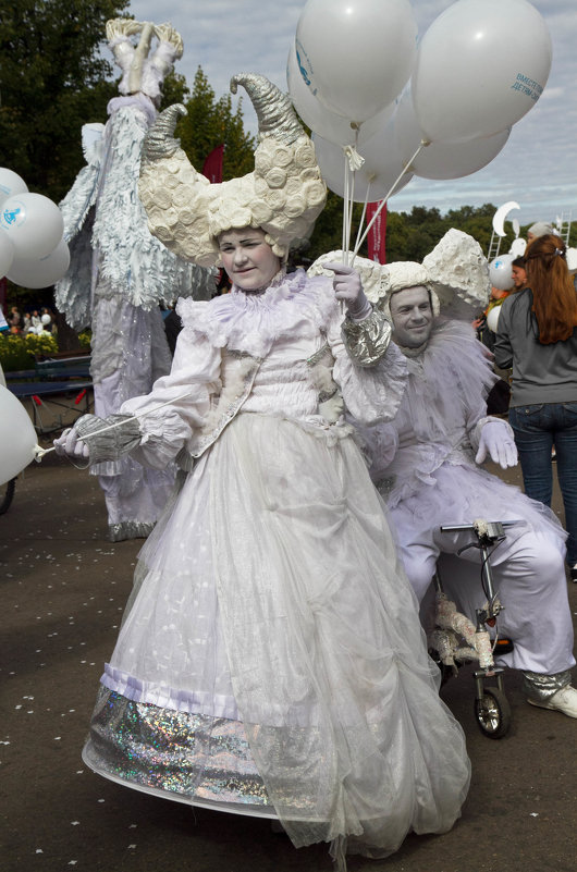Маски карнавала - Елена Жукова