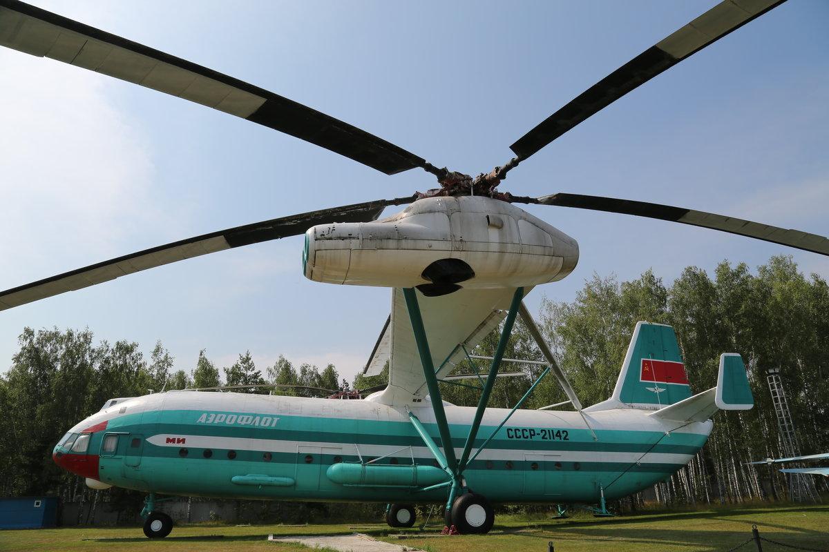 Музей ВВС в Монино - Tanya Petrosyan