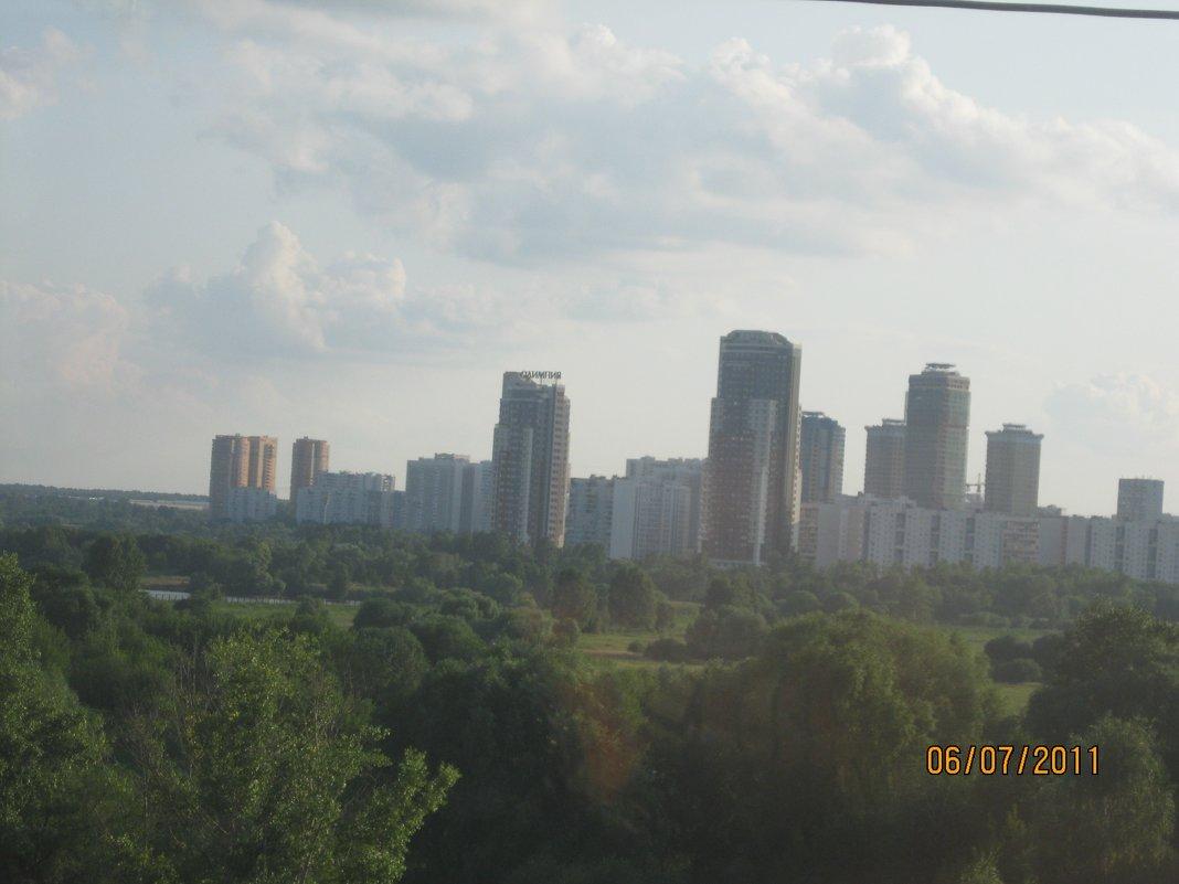 Москва строится - Maikl Smit