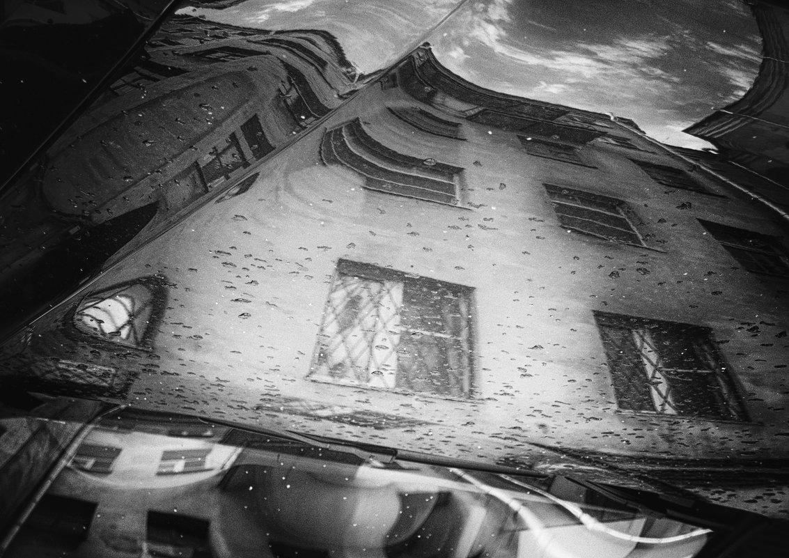 Марина Никифорова - Питерский дождь - Фотоконкурс Epson