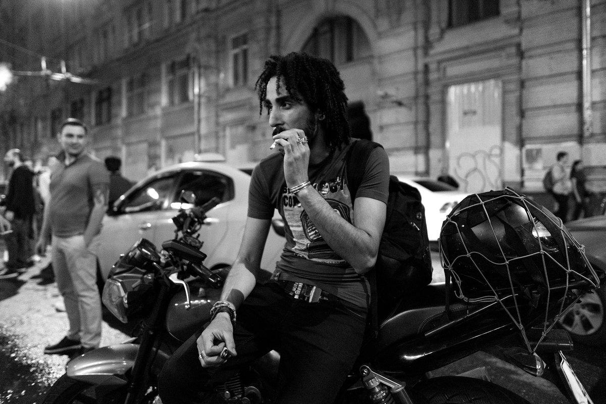 Дмитрий Кочетков - Ночная жизнь в Москве 2 - Фотоконкурс Epson