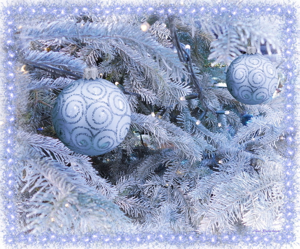 Очарование Нового года - Nina Yudicheva