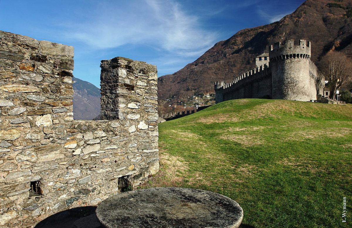 Замок Монтебелло - Elena Wymann
