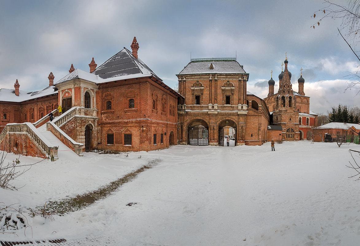 Живописный декабрь - Ирина Шарапова