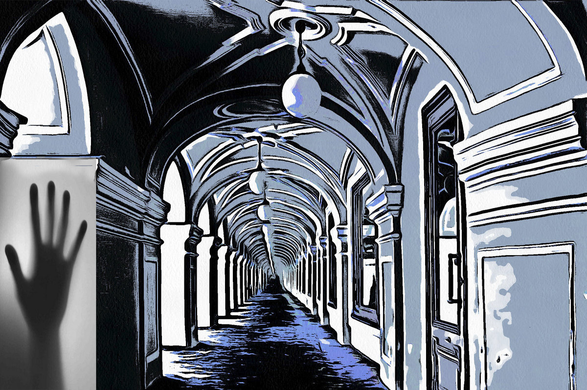 Там города таинственная тень.... - Tatiana Markova