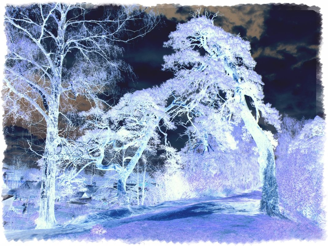 В холодных лабиринтах... - Андрей Головкин