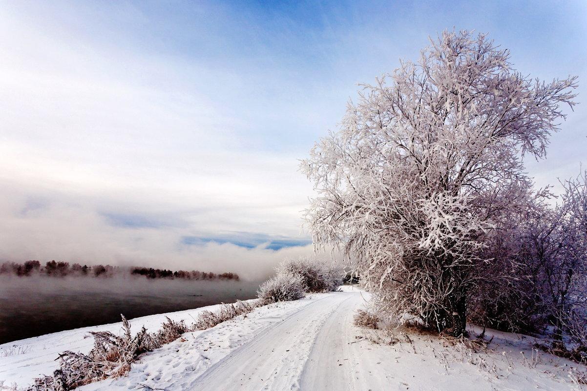 Дорога по берегу реки - Анатолий Иргл