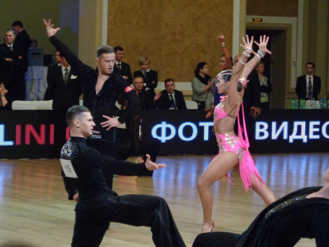 Танец - это возможность  выбрать лучшего... - Алекс Аро Аро