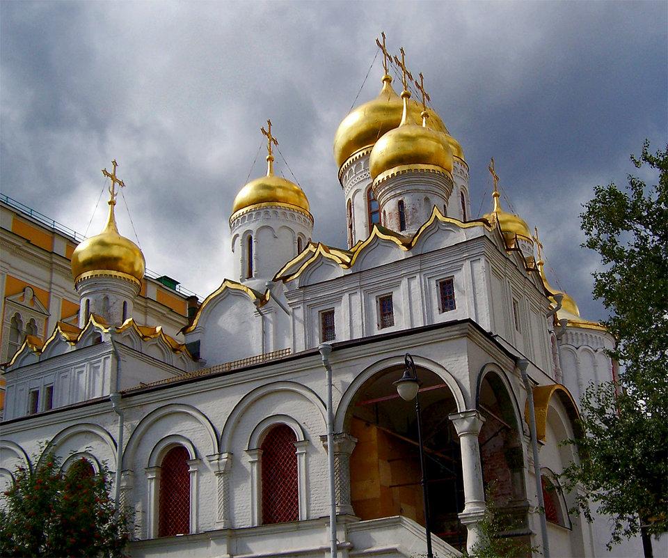 Благовещенский Собор - Vera Ostroumova