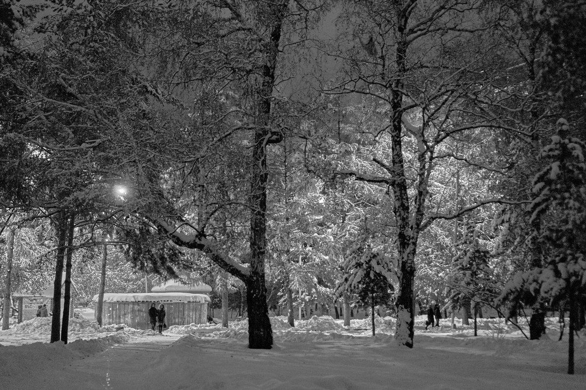 зима - Михаил Фролов