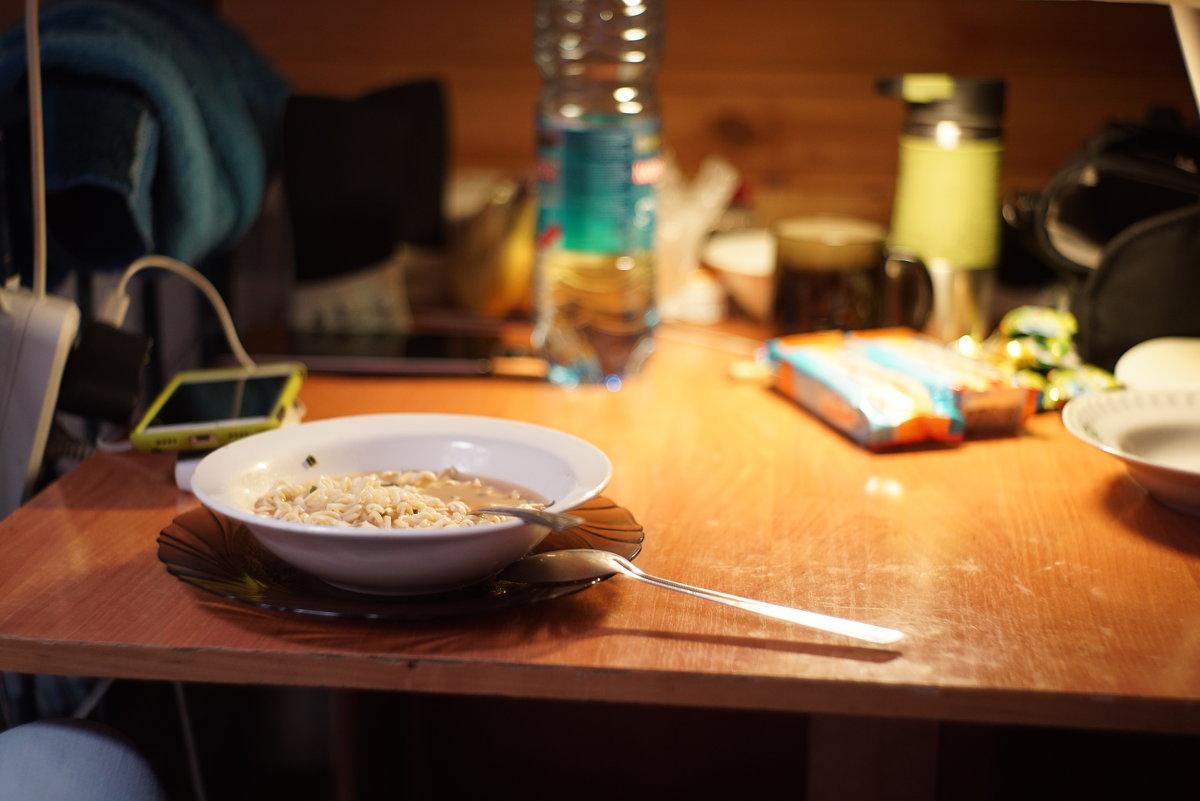 Обед студента - Илья