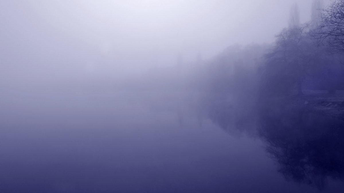 Синий туман .... - Alexander Andronik