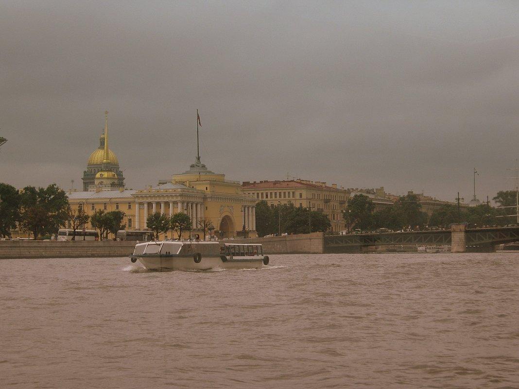 Знакомый Питер - Татьяна Гусева