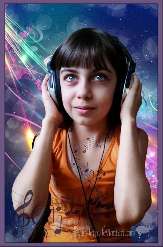 Музыка - Amedeya Ay
