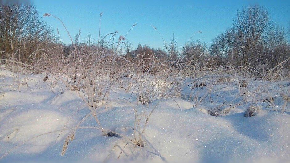 А за городом зима, зима, зима - Валентина Ломакина