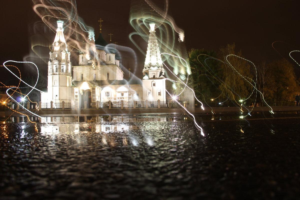 храм - Чернова Анна