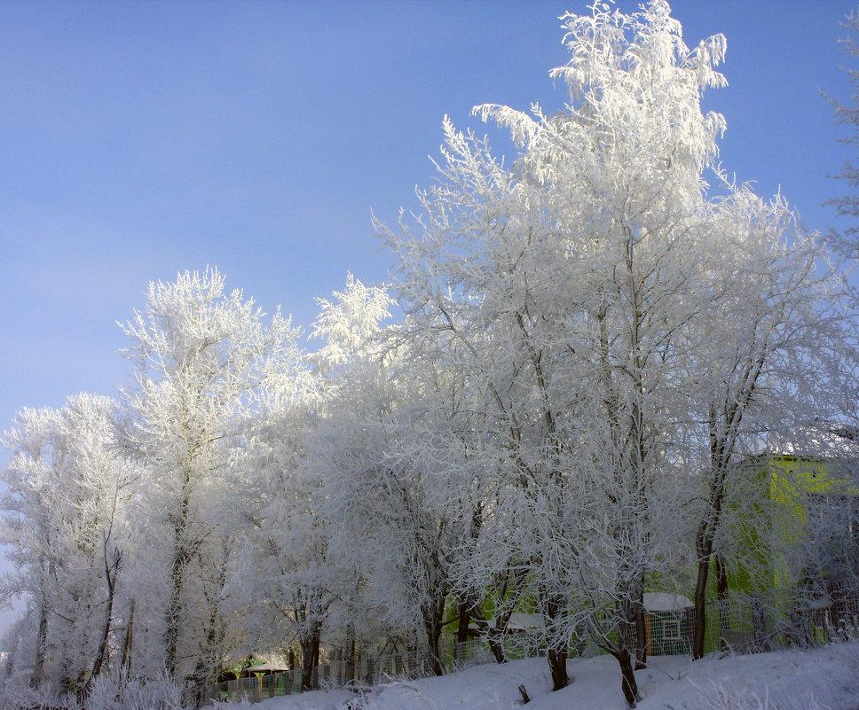 Город Сафоново зима - Андрей .