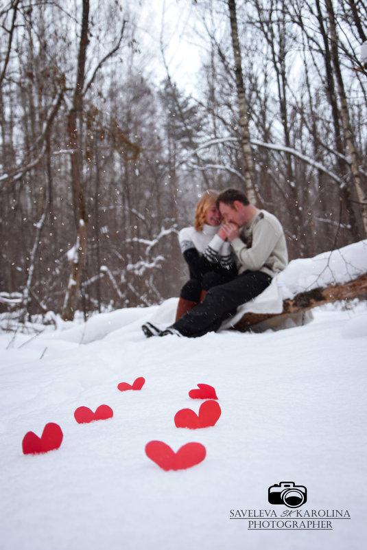 Love Story Максим и Екатерина - Каролина Савельева