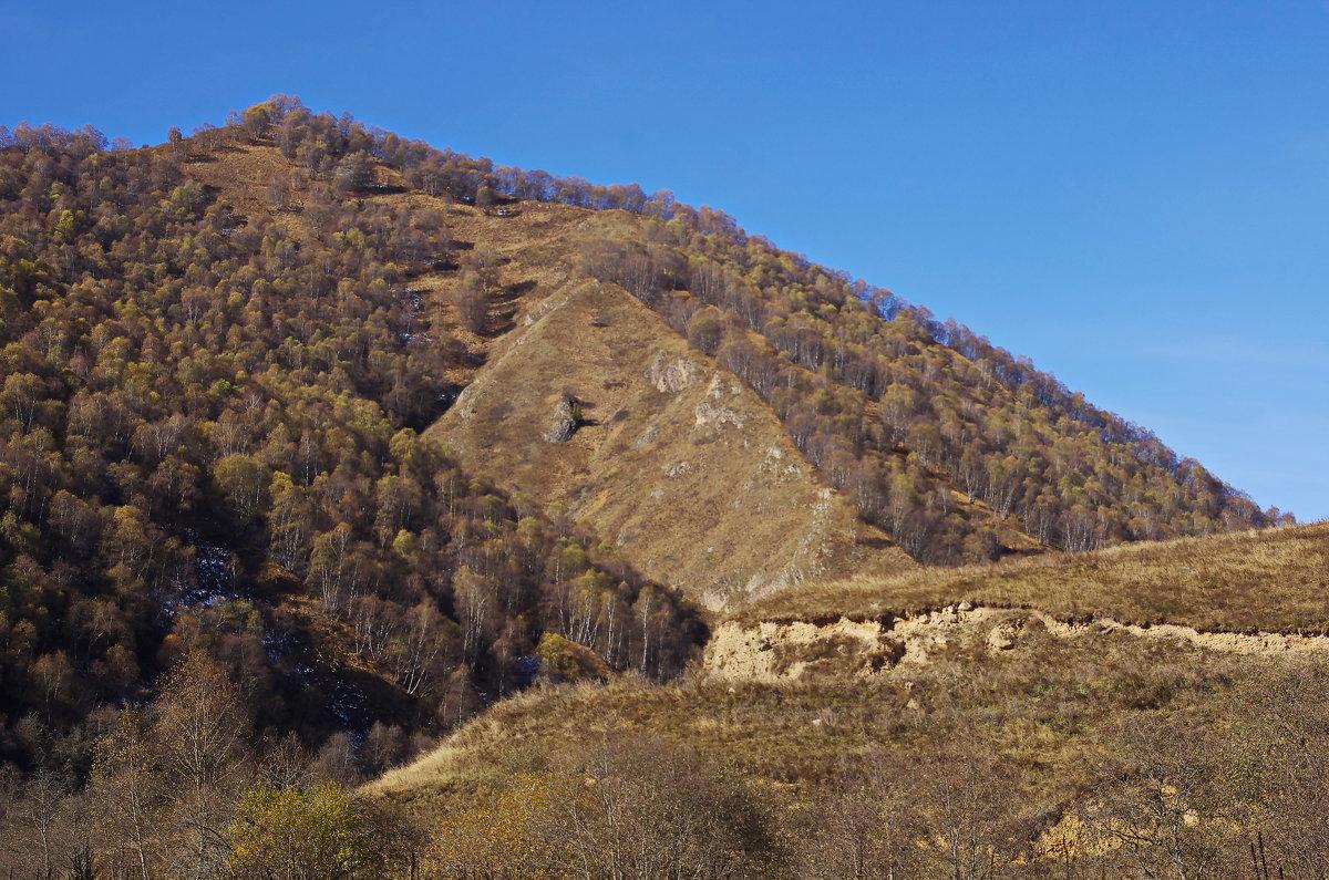 В горах. - Ирина Нафаня