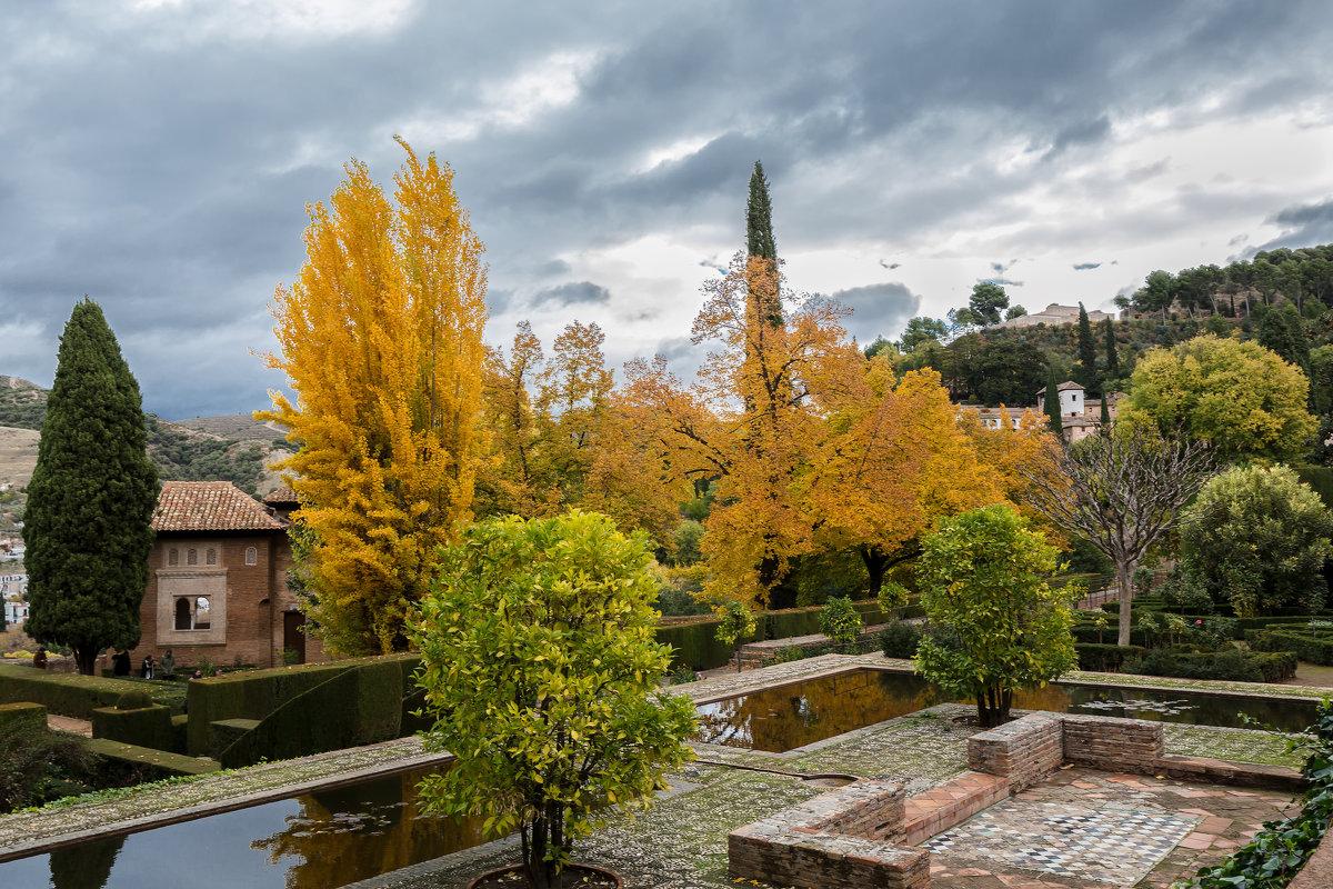 Spain 2016 La Alhambra 4 - Arturs Ancans