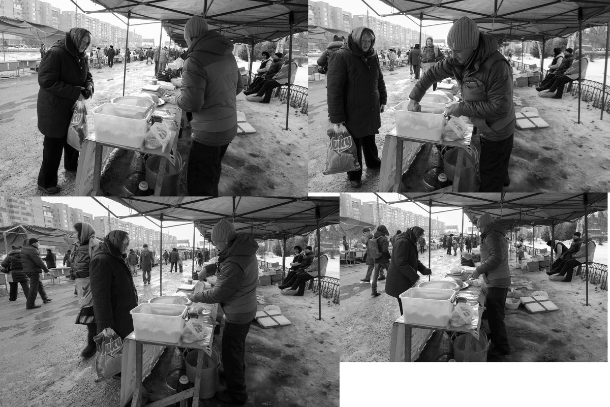 Фотографии с рассказом фотоистории с помощью серии из нескольких снимков (5 — 12 шт.). - Анна Исенева