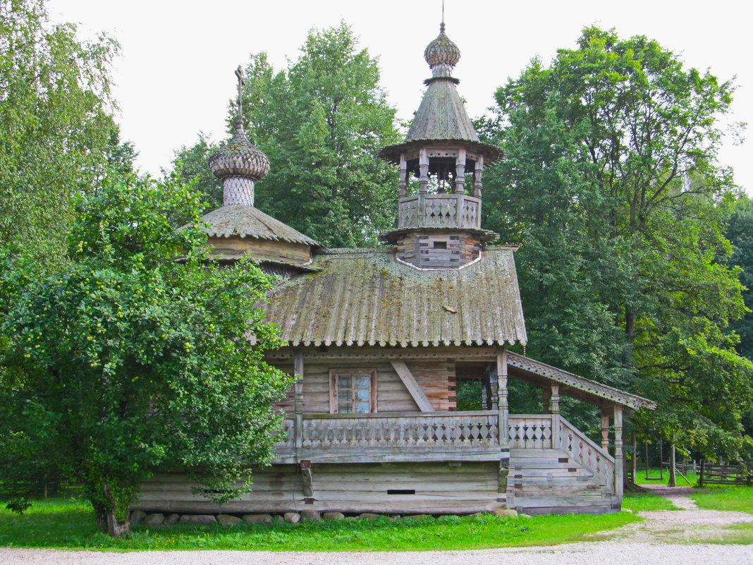 Деревянный храм - Максим Ершов