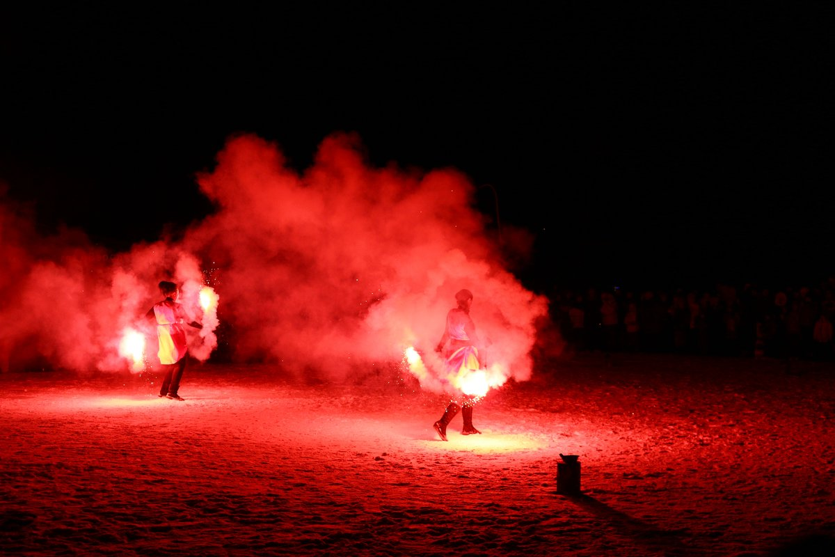 Девушки в огне - Ольга