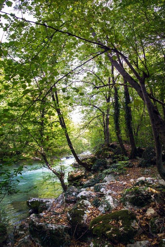 Чернореченский каньон - Виктор Фин