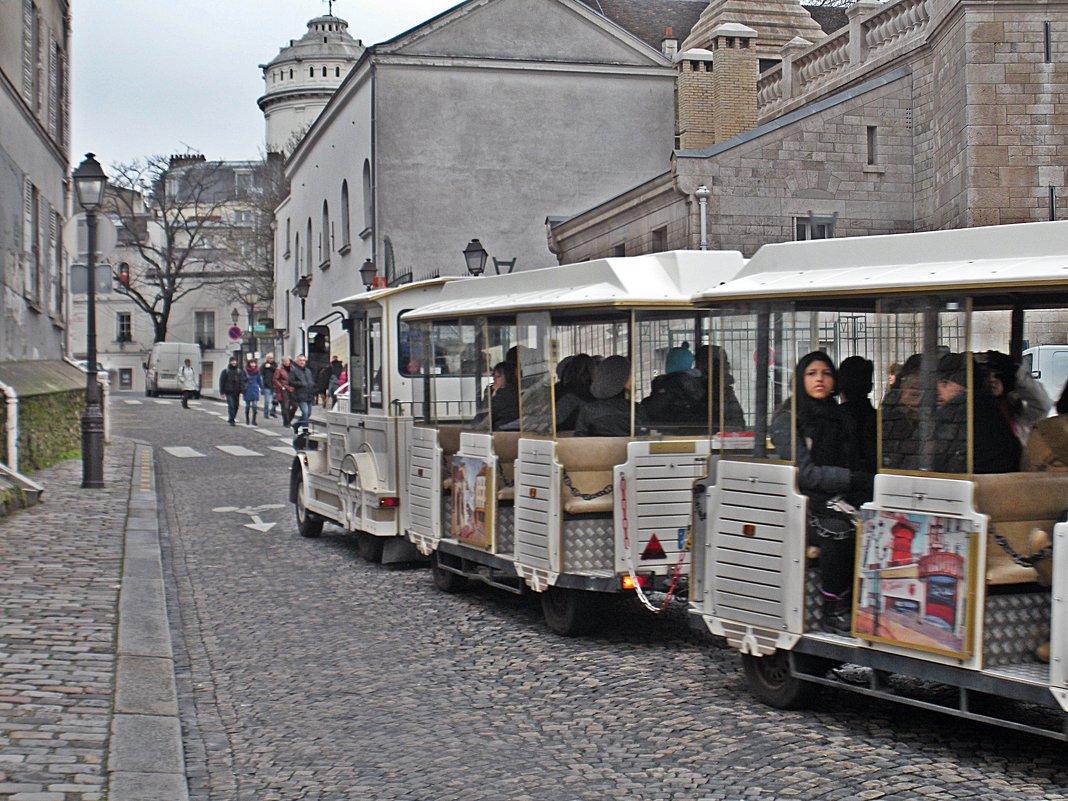 Ну  вот и  транспорт  для  туристов ! - Виталий Селиванов