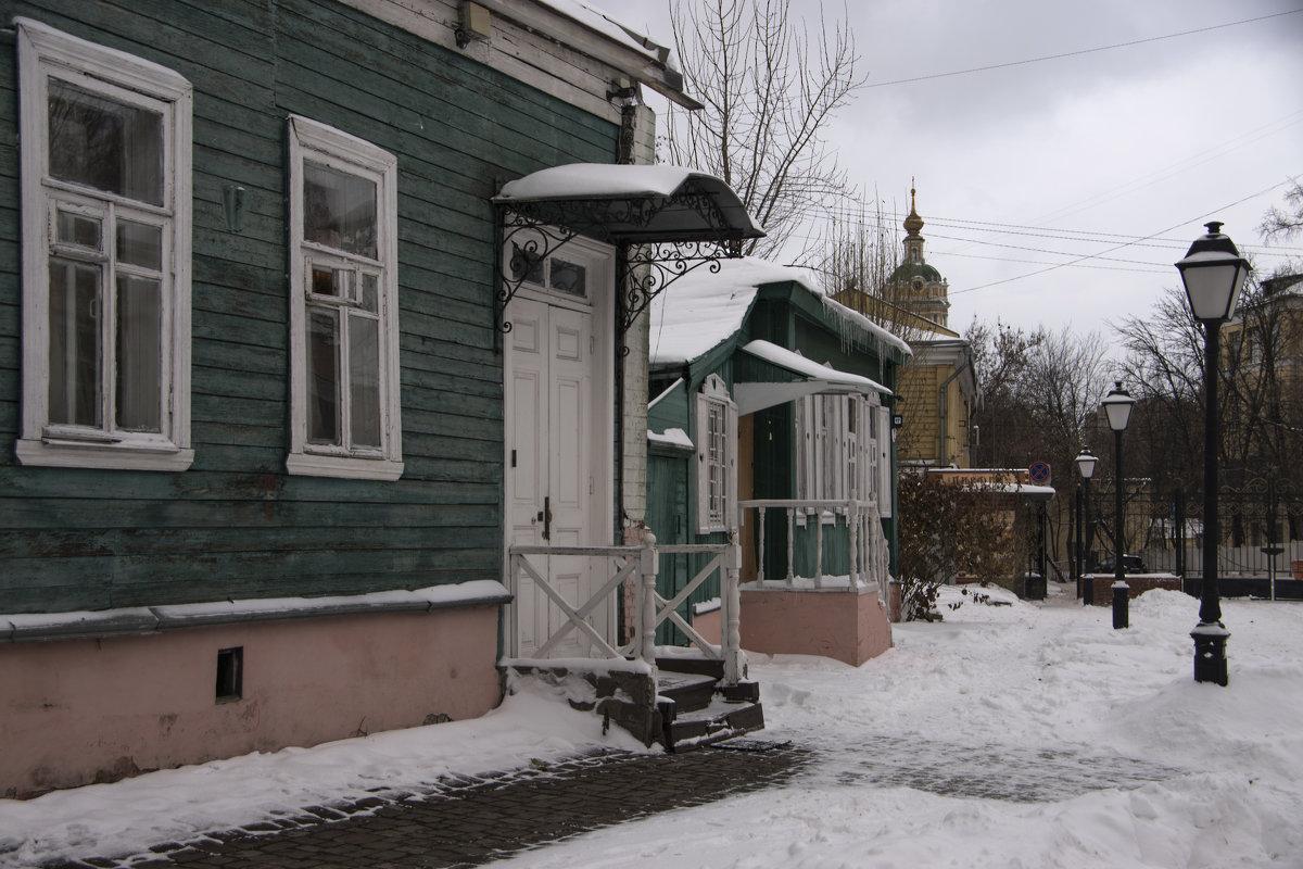 Московская старина - Яков Реймер