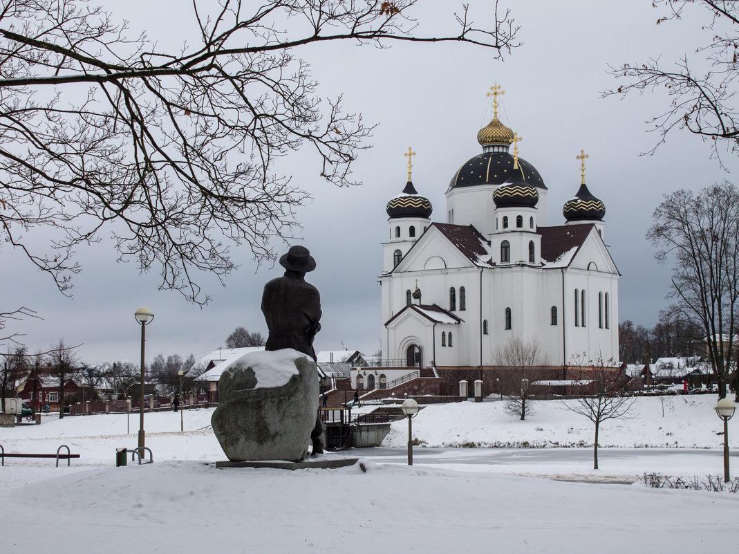 зимний храм - Екатерина