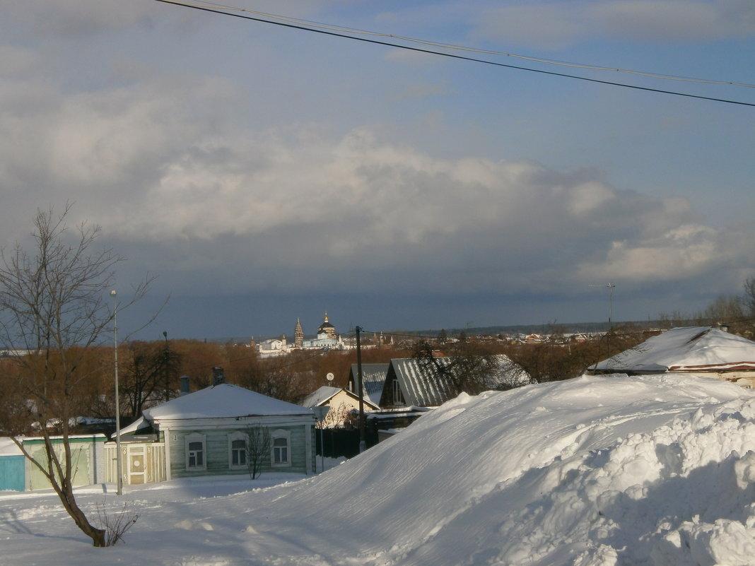 Зима - Svetlana Lyaxovich