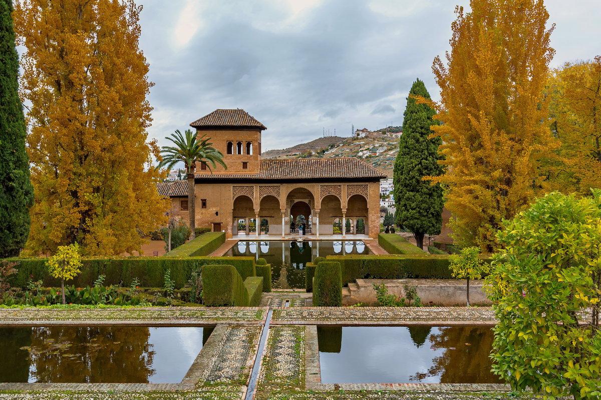 Spain 2016 Granada La Alhambra 5 - Arturs Ancans