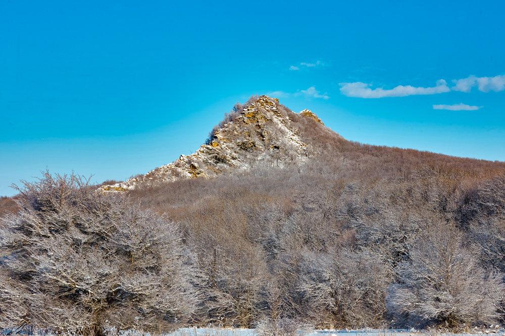 Гора Острая - Николай Николенко