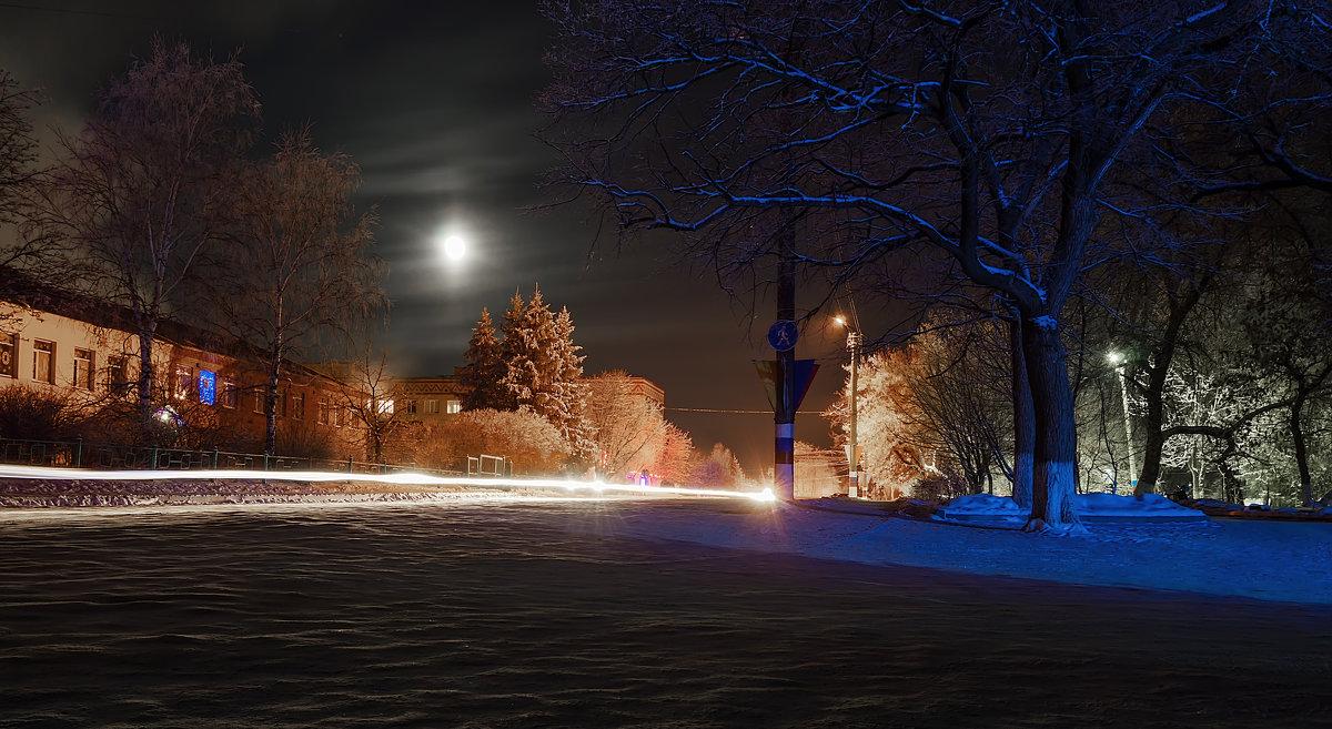 Ночной город - Alexandr