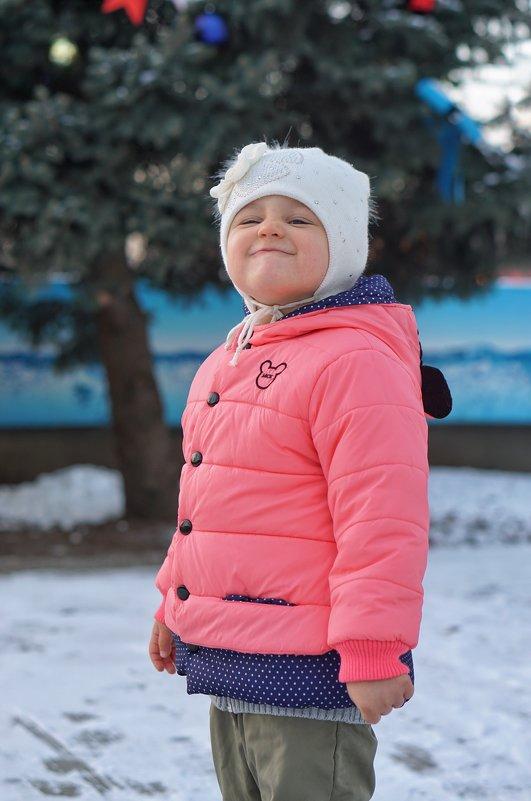 Зимний портрет - Андрей Майоров