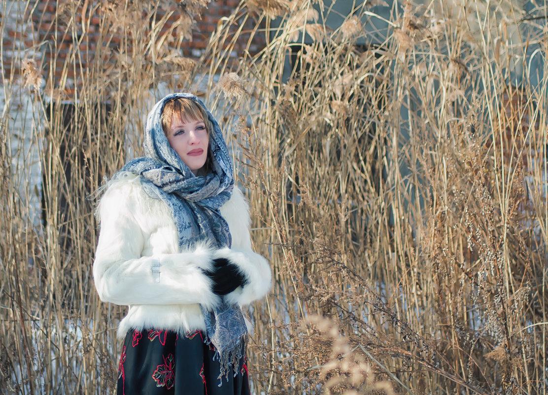 Зимняя прогулка - Ольга Щербакова