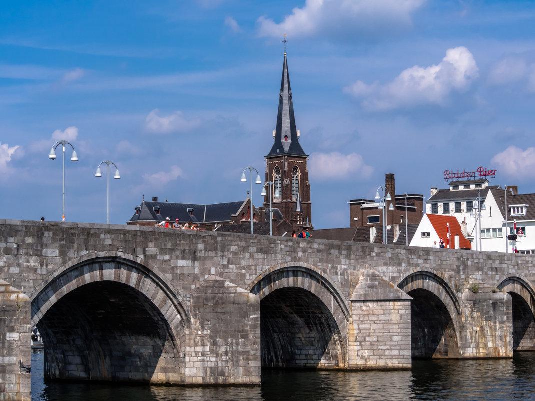 Мосты Мааса в Маастрихте - Witalij Loewin