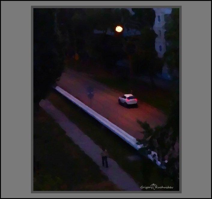Ночь будет лунной.. - Григорий Кучушев