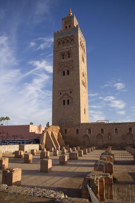 Мечеть Кутюбия - Светлана marokkanka