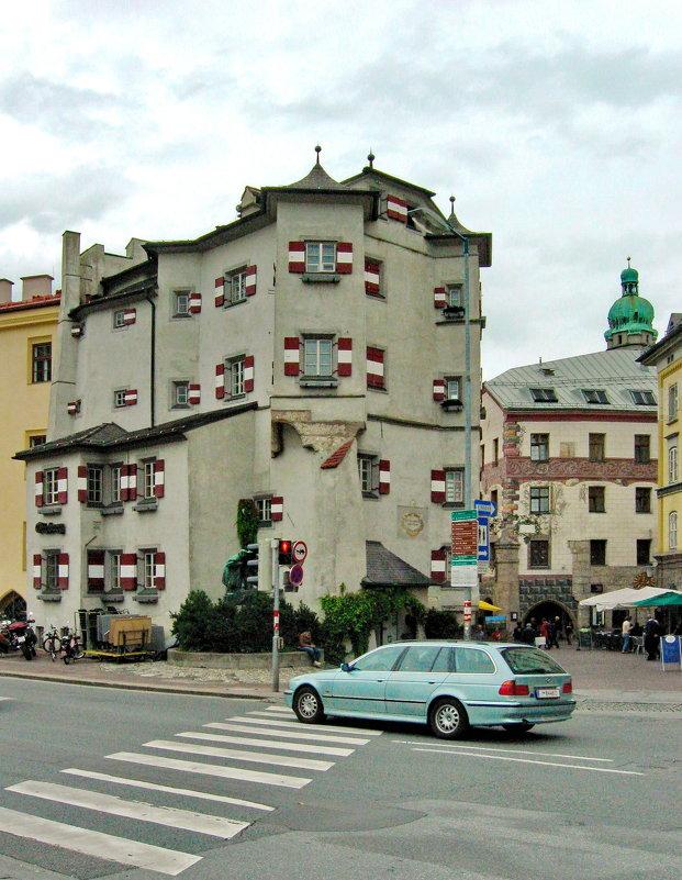 Дом ( крепость )  Оттобург - Олег Попков