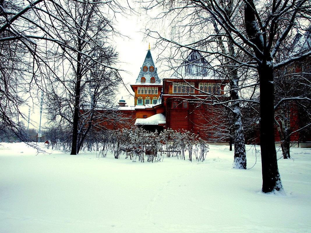 Зима в Коломенском. - Владимир Драгунский