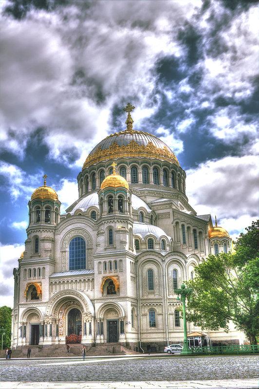 Морской Никольский собор, Кронштадт - Julia Martinkova
