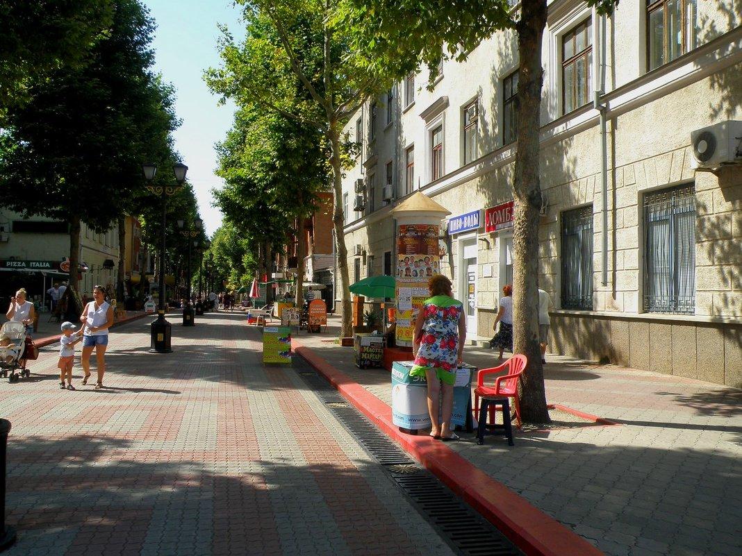 Керчь, улица Ленина - Александр Рыжов