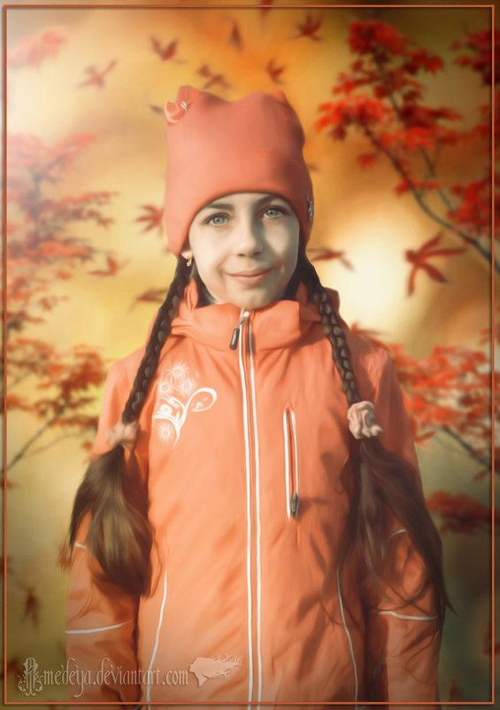 Осень - Amedeya Ay
