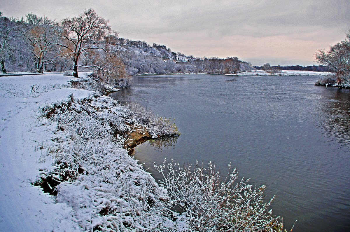 Ласковая зима - Дубовцев Евгений